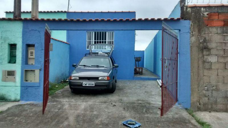 Casa ITAGUAI 2 dormitorios 2 banheiros 2 vagas na garagem