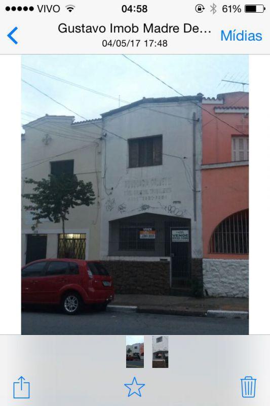 Sobrado venda Mooca São Paulo