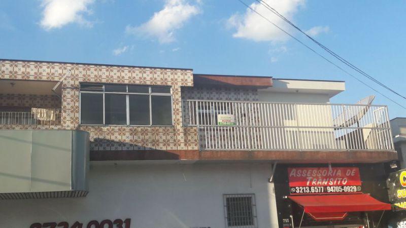Assobradada Vila Antonieta 3 dormitorios 1 banheiros 0 vagas na garagem