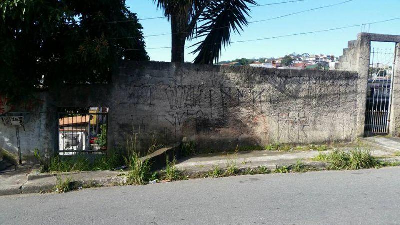 Terreno venda Jardim Guarará Santo André
