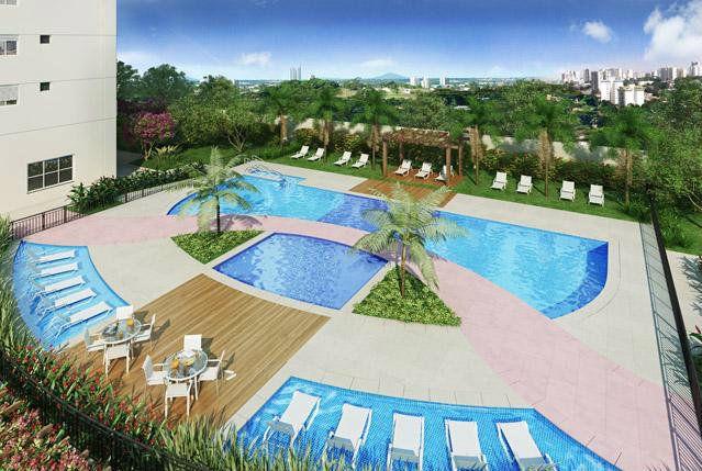 Apartamento venda Jardim Piqueroby São Paulo - Referência AP00679