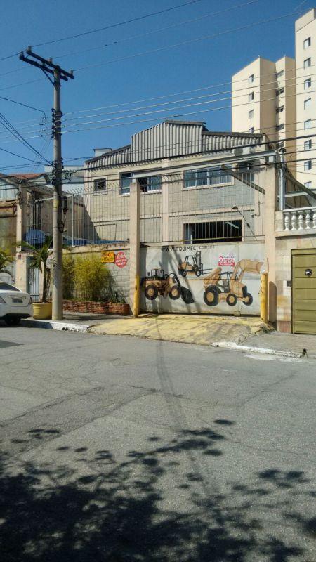 Galpão venda Vila Formosa - Referência GA00150