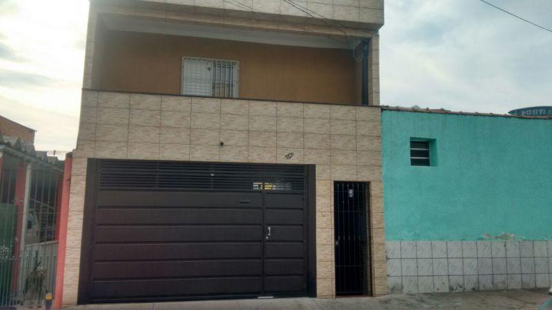 Sobrado Vila Fernandes 3 dormitorios 2 banheiros 0 vagas na garagem