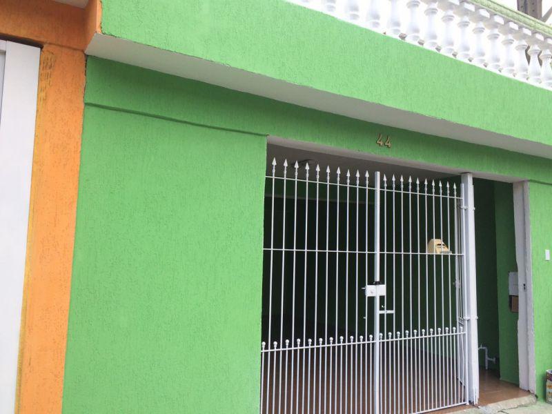 Sobrado venda Conjunto Residencial Sitio Ora São Paulo