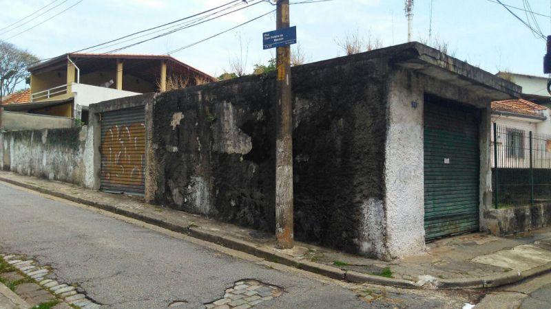 Terreno venda Vila Mafra - Referência TE00124