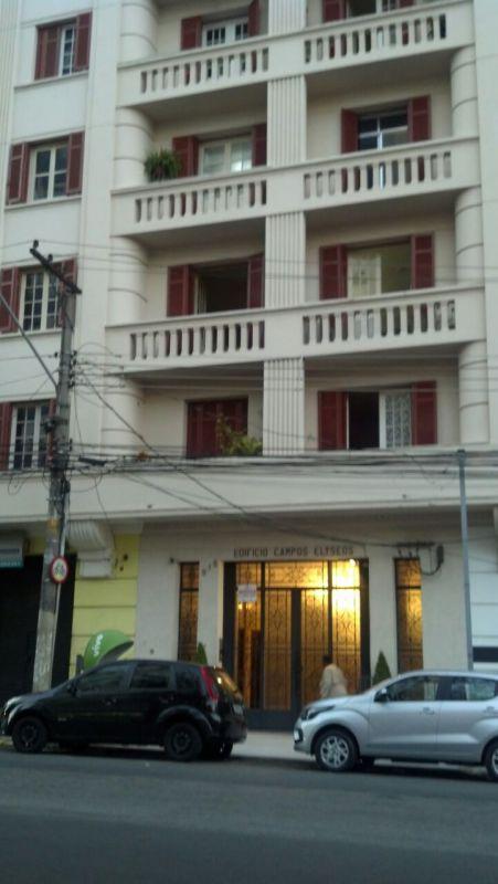 Apartamento Campos Elíseos 3 dormitorios 2 banheiros 0 vagas na garagem