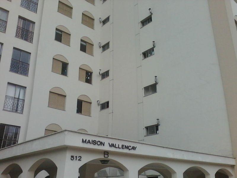 Apartamento aluguel Vila Clementino - Referência AP00762