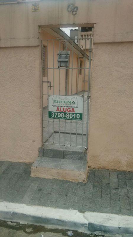Casa aluguel Jardim Ana Rosa - Referência CA00280