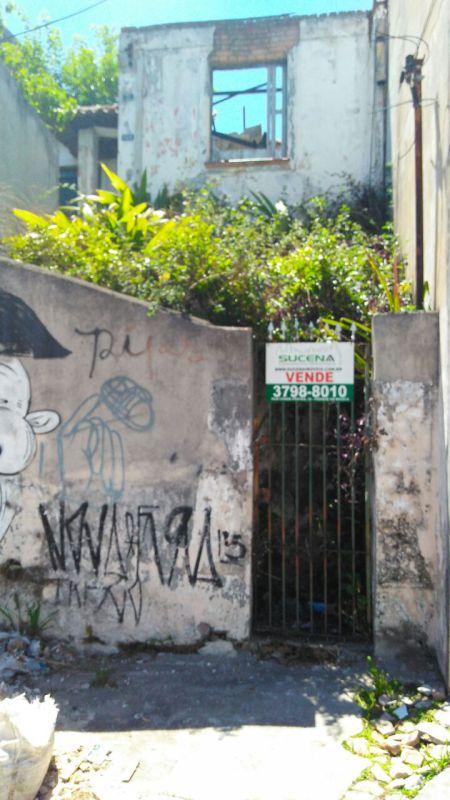Terreno venda Vila Prudente - Referência TE00126