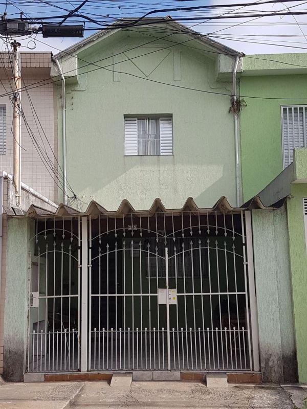 São Paulo Sobrado venda Alto da Mooca