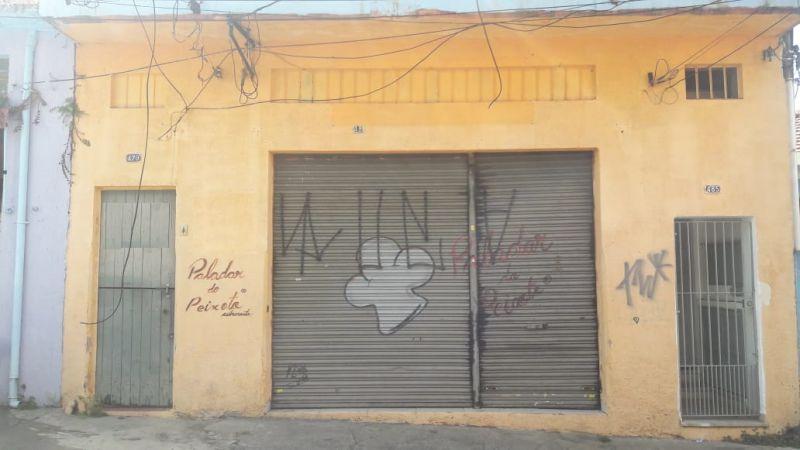 Salão aluguel Vila Santa Clara - Referência sl00119