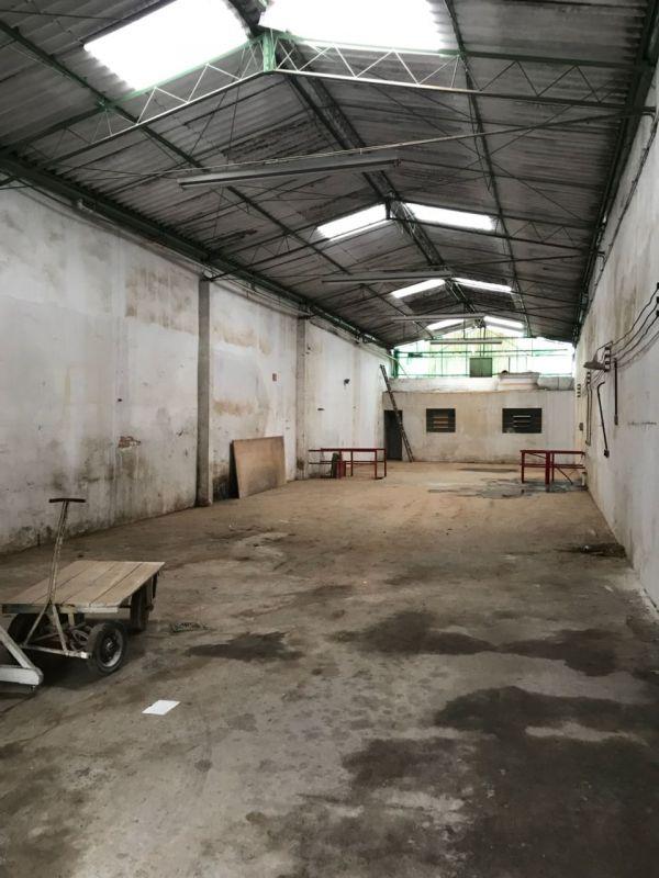 Galpão venda Parque da Mooca - Referência GA00159