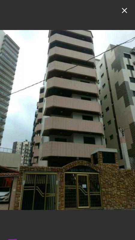 Apartamento aluguel Tupi Praia Grande