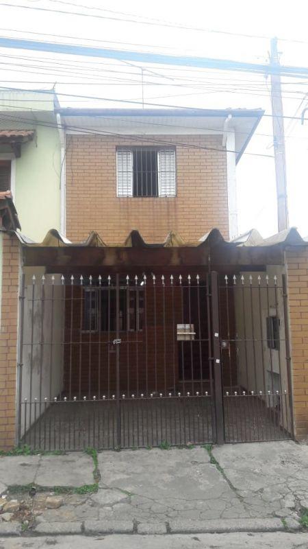 Sobrado aluguel Vila Oratório - Referência SO00820