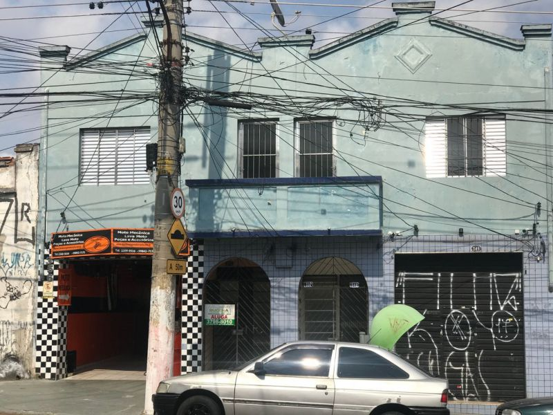 Casa aluguel Vila Regente Feijó - Referência CA00311