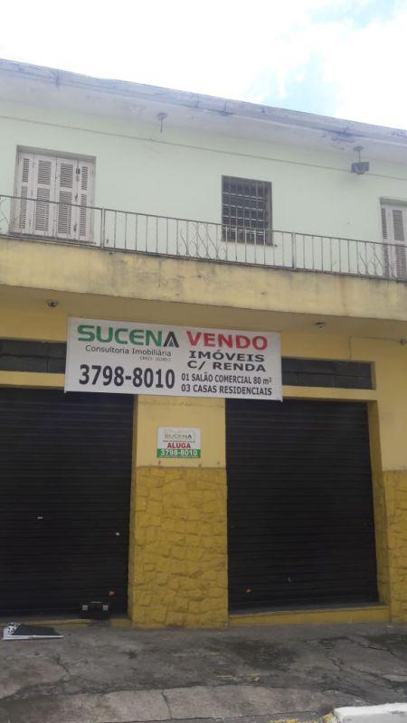 Imóvel com renda venda Vila Firmiano Pinto São Paulo