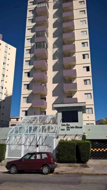 Apartamento São João Clímaco 2 dormitorios 2 banheiros 1 vagas na garagem