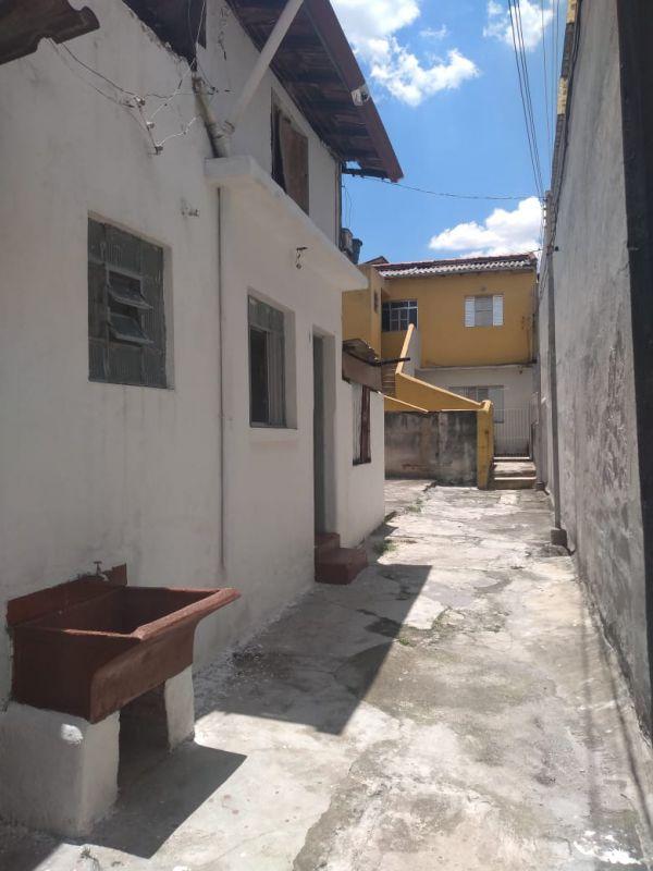 Casa aluguel Vila Santa Clara - Referência CA00320