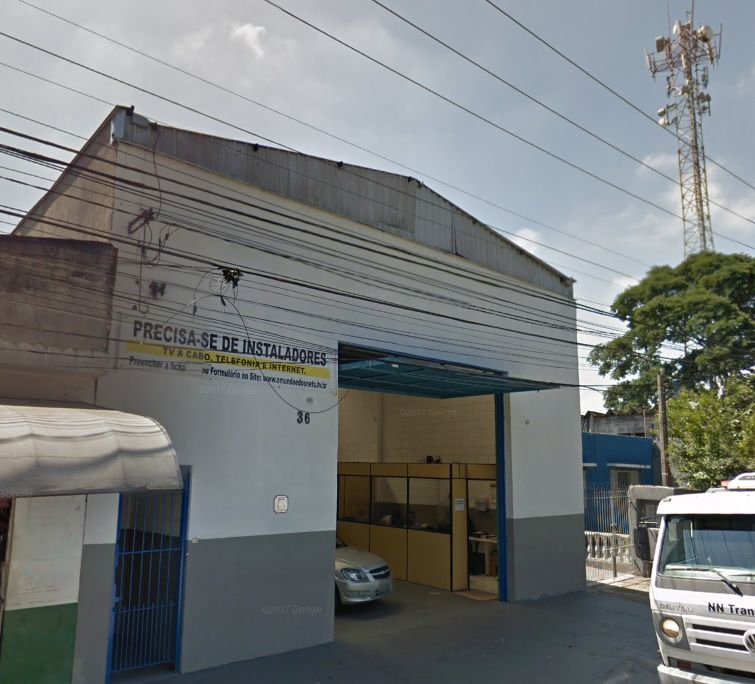 Galpão Parque São George 0 dormitorios 0 banheiros 0 vagas na garagem