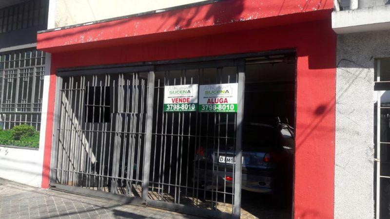 Casa venda Mooca - Referência CA00325