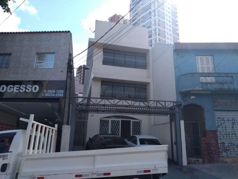 Comercial aluguel Vila Regente Feijó São Paulo