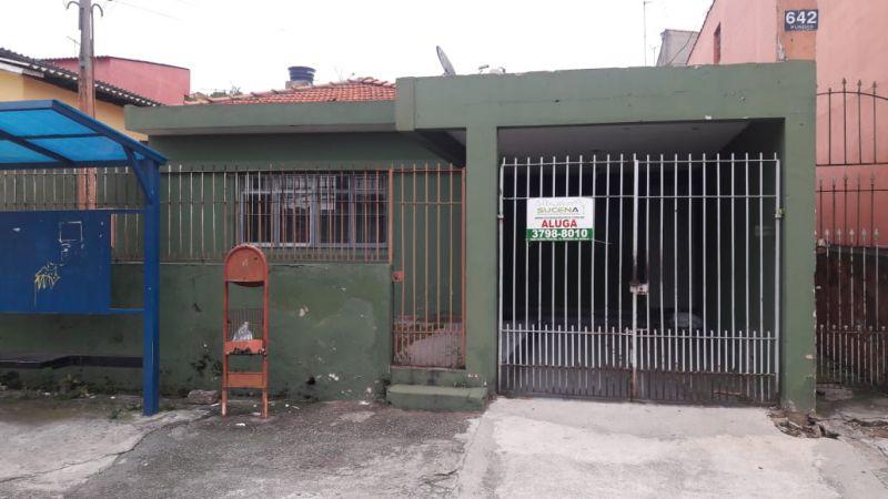Casa aluguel Jardim Sônia Maria - Referência ca00329