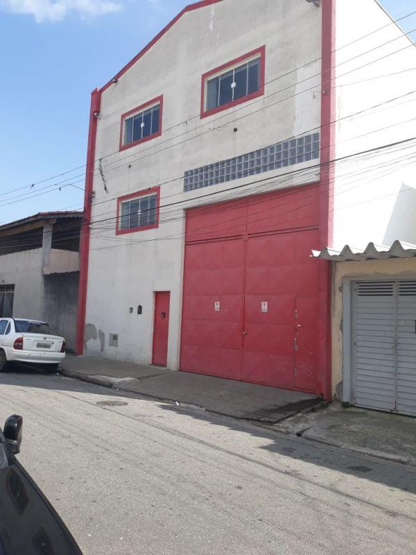 Galpão venda Jardim São Luís (Zona Leste) - Referência ga00169