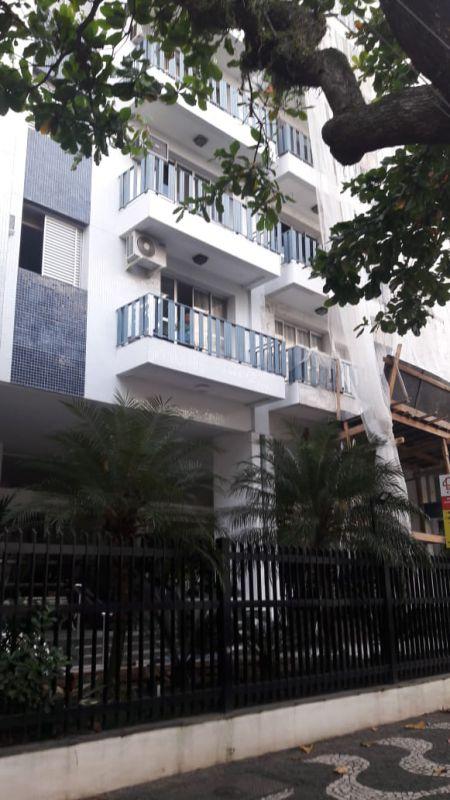 Apartamento aluguel Boqueirão Santos