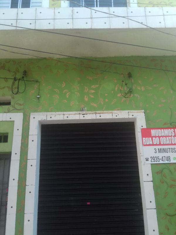 Salão aluguel Alto da Mooca - Referência SL00183
