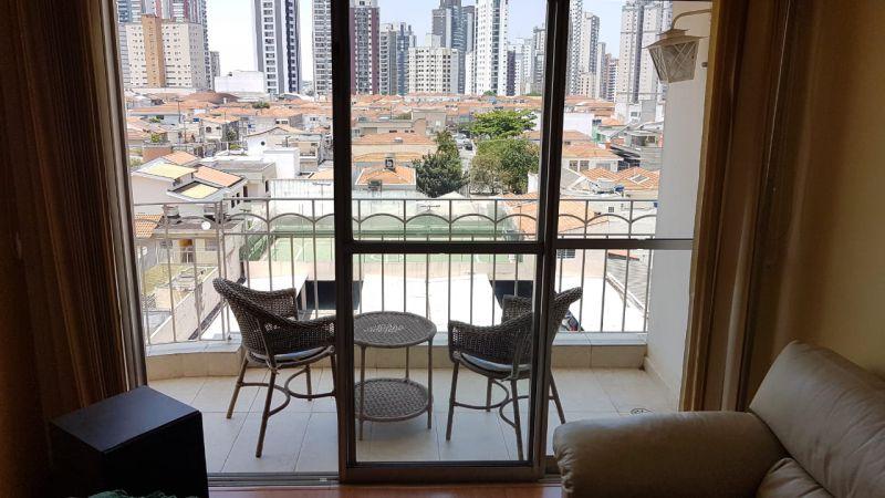 Apartamento aluguel Vila Gomes Cardim - Referência ap001064