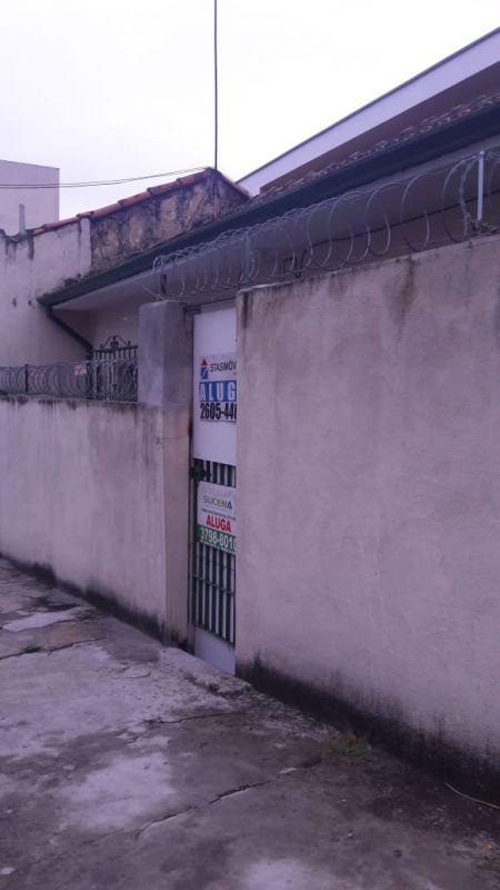 Casa aluguel Quarta Parada - Referência ca00385
