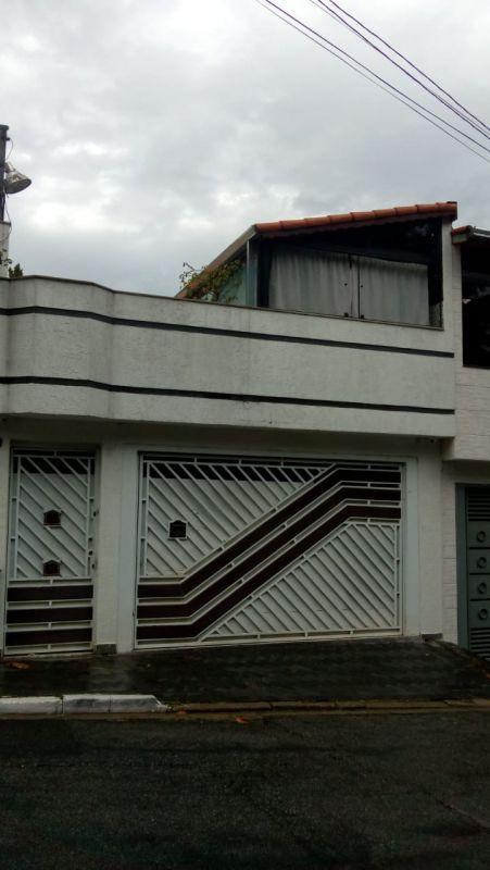 Sobrado venda Jardim Nossa Senhora do Carmo - Referência so00902