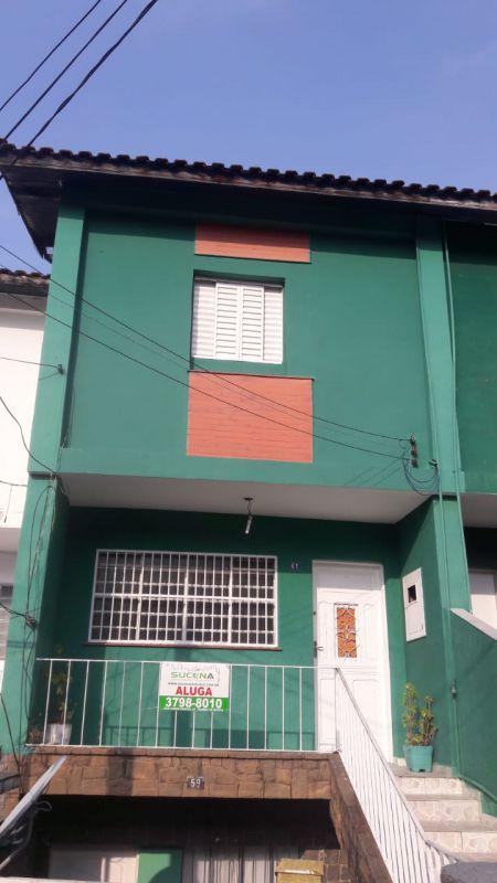 Sobrado aluguel Vila Formosa - Referência so00912