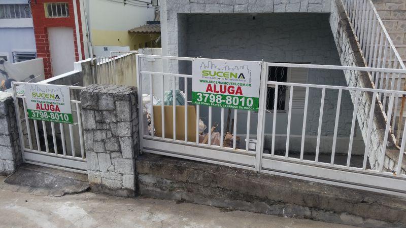 Casa aluguel Vila Formosa - Referência CA00404