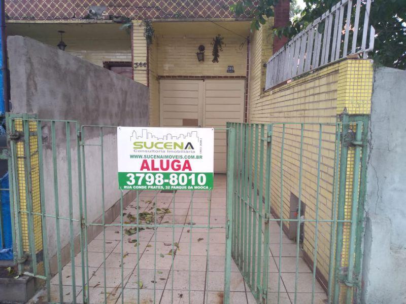 Casa aluguel ÁGUA RASA - Referência CA00017